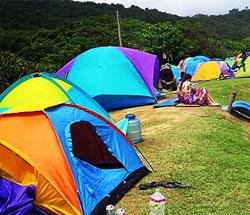 苗栗露營區