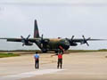 軍機協助馬祖疏運