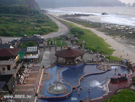 绿岛朝日温泉~8898台湾之美